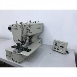 Brother - Brother HE-800A-3 Elektronik İlik Makinası - 2.El