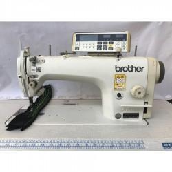 Brother - Brother S-7200C-405 Kafadan Motorlu Elektronik Düz Dikiş Makinası - 2.El