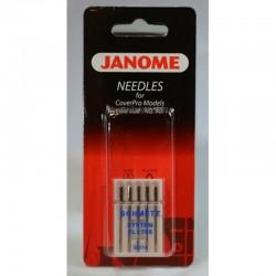 Janome - Janome Reçme Aile Makina İğnesi (5'li Paket)