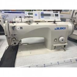 Juki - Juki DLN-9010SH Transportlu Kafadan Motorlu Elektronik Düz Dikiş Makinası - 2.El