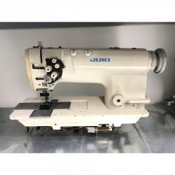 Juki - Juki LH-3128 İptalsiz Küçük Mekik Mekanik Çiftiğne Makinası - 2.El
