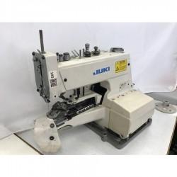 Juki - Juki MB-373 Mekanik Bıçaklı Düğme Makinası - 2.El