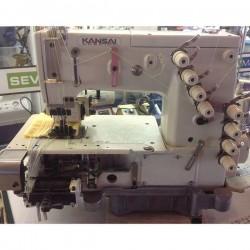 KANSAI SPECIAL - Kansai Special 4 İğne Lastik Makinası - 2.El