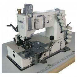 KANSAI SPECIAL - Kansai Special DLR-1508-SPF Eğik Kemer Makinası Zincir Dikiş