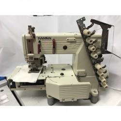 Kansai Special - Kansai Special FX-4404PMD Burunlu 4 İğne Lastik Makinası - 2.El