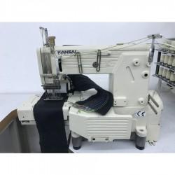 Kansai Special - Kansai Special FX4412P Burunlu 12 İğne Lastik Makinası - 2.El