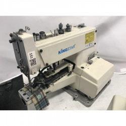 Kingstar - Kingstar KS373 Mekanik Düğme Makinası - 2.El