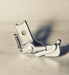 YERLİ - Pfaff 1245 Sağ - Sol Çima Ayağı (5-6-7-8mm)