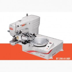 SIRUBA - Siruba BT290-ABF-1 Elektronik Programlı Kovalı Düğme Makinası