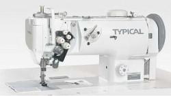 Typical - Typical GC-20666 Çift Papuç Çift İğne Ayak Baskı Ayarlı Büyük Mekik