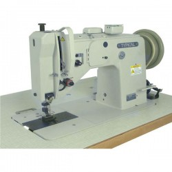 Typical - Typical TW7-6B-4-K Extra kalın materyaller 4 adım zig zag 10mm