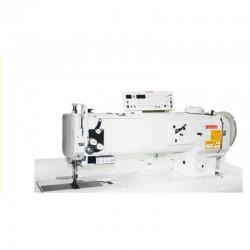 YUKI - Yuki GC-1560-N-L-14-7 Çift Papuç Çift İğne Ayak Baskı Ayarlı İplik Kesmeli Büyük Mekik (36 cm) (12mm)