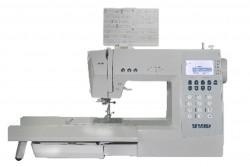 YUKI - Yuki H74A Ev Tipi Zigzag Elektronik 404 Desen Yazı Yazan İplik Kesicili