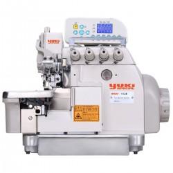 YUKI - Yuki YK-932E-A04/435 5 İplik Overlok Kot + D.Drive + Sensörlü + İplik Kesme + Ayak Kal. + Panelli