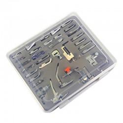 32 Parça Ev Tipi Dikiş Makine Ayak Seti (5 mm) - Thumbnail