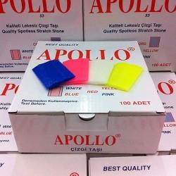 APOLLO - Apollo Uçan Çizgi Taşı - Renkli