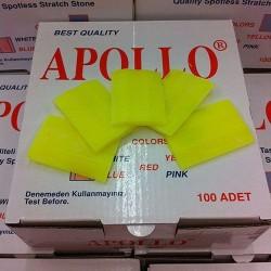 APOLLO - Apollo Uçan Çizgi Taşı - Sarı