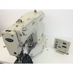 Brother 430D Direct Drive Elektronik Punteriz Makinası - 2.El - Thumbnail