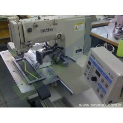 Brother - Brother BAS-311EL-1 Elektronik İşleme Makinası - 2.El