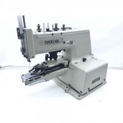 Brother - Brother CB3-B917-1 Mekanik Bıçaklı Düğme Makinası - 2.El