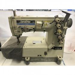 Brother - Brother FD4-B272-02-8 Mekanik Etek Reçme Makinası - 2.El