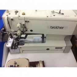 Brother - Brother HE-8000-2 Elektronik İlik Makinası - 2.El