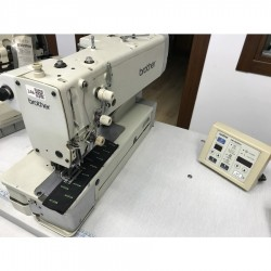 Brother - Brother HE-800A-2 Elektronik İlik Makinası - 2.El