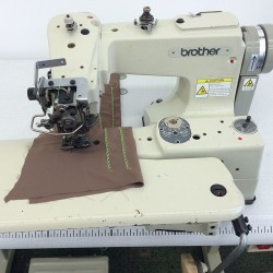 Brother - Brother JC-9330-0 Etek Baskı Makinası - 2.El