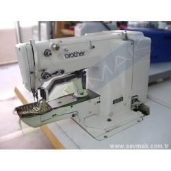Brother - Brother KE-430E Otomatik Punteriz Makinası - 2.El