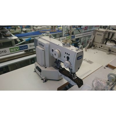 Brother KE-430F-05 Direct Drive Elektronik Punteriz Makinası - 2.El