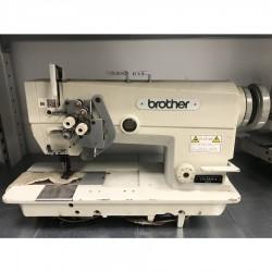 Brother - Brother LT2-B845-5 Mark II İptalli Büyük Mekik Mekanik Çiftiğne Makinası - 2.El