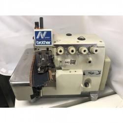 Brother - Brother N31 5 İplik Kot Overlok Makinası - 2.El