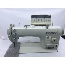 Brother - Brother S-7200A-433 Kafadan Motorlu Elektronik Düz Dikiş Makinası - 2.El