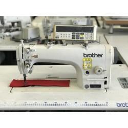 Brother - Brother S-7200C-403 Kafadan Motorlu Elektronik Düz Dikiş Makinası - 2.El