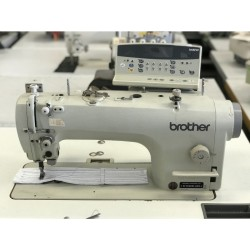 Brother - Brother S-7220B-403 Kafadan Motorlu Elektronik Düz Dikiş Makinası - 2.El