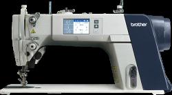 Brother - Brother S-7300A-405 Elektronik Dişli Sistemi ve İplik Kesmeli, Tek İğneli, Direct Drive Düz Dikiş Makinesi (Kalın İş İçin)