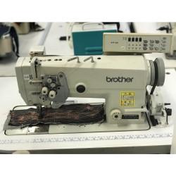 Brother - Brother TN-875B-405 Çiftiğne Makinası - 2.El