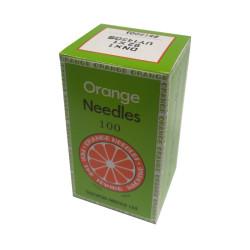ORANGE - Orange DNx1 Çuval Ağzı Dikiş Makinası İğnesi (100'lü Ambalaj)