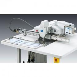 DURKOPP ADLER - Dürkopp Adler Otomatik Klemp Sistemli, CNC-Kontrollü 600 X 200 mm Çalışma Alanlı Dikiş Otomatı