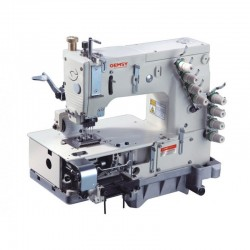 Gemsy - Gemsy GEM 1404 4 iğne Lastik Makinası