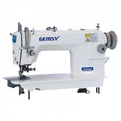 Gemsy - Gemsy GEM 5200 Mekanik Kenar Bıçaklı Düz Dikiş Makinası