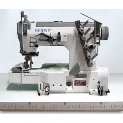 Gemsy - Gemsy GEM600-01 Burunlu Reçme Makinası