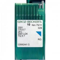 GROZ BECKERT - Groz TQx7 Uzun Düğme Makina İğnesi