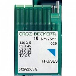 GROZ BECKERT - Groz TVx5 Zincir Dikiş Makina İğnesi