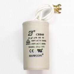 HAWCON - Hawcon 25 mp Motor Kondansatörü