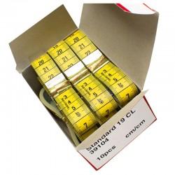 HOECHSTMASS - Hoechstmass Standard 19 CL 39104 cm-cm Mezura (10'lu Kutu)
