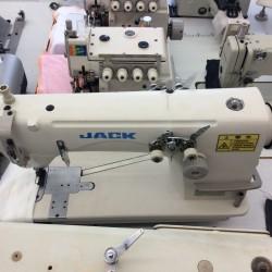 JACK - Jack JK-8558-3 Zincir Dikiş Makinası - 2.El
