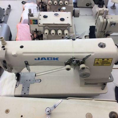 Jack JK-8558-3 Zincir Dikiş Makinası - 2.El