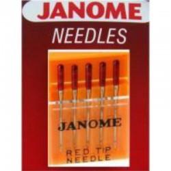 Janome - Janome 15x1 Nakış Aile Makina İğnesi (5'li Paket)