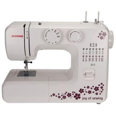 Janome 311 Joy of Sewing Dikiş Makinesi (HEDİYELİ)